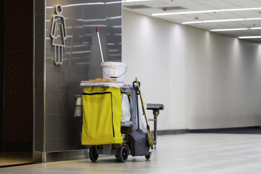 Janitorial Services by CKS Cleaning Services, Inc.