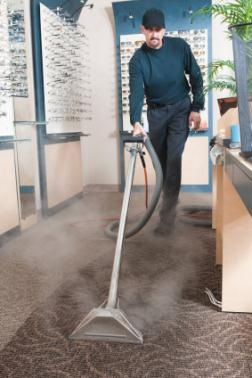 Commercial carpet cleaning in Wingate NC by CKS Cleaning Services, Inc.