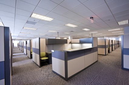 Office cleaning by CKS Cleaning Services, Inc.