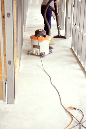 Construction cleaning in Weddington NC by CKS Cleaning Services, Inc.